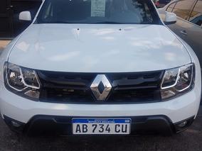 Renault Duster Oroch 1.6 Dynamique Nafta 2018 Blanca(ged)