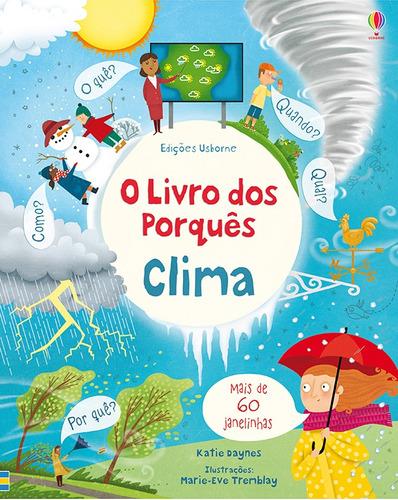 Livro Clima: O Livro Dos Porquês