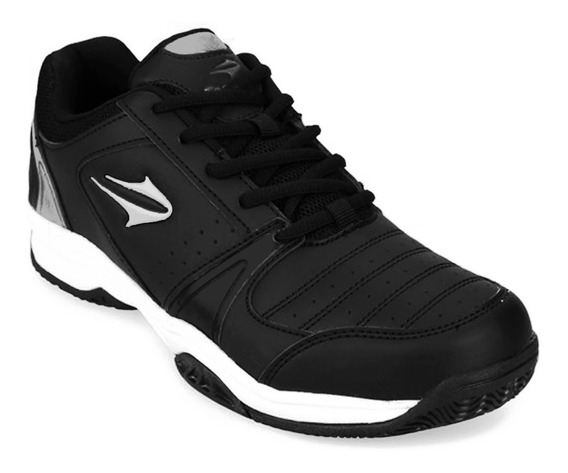 Zapatillas Topper Tenis Rod Original Negras