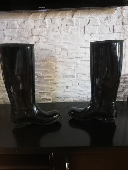 Botas De Lluvia Blaque Color Negro