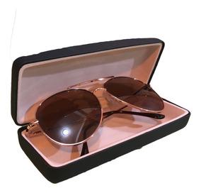 Estuche Lentes Gafas Alta Calidad Ultra Rigido + Paño