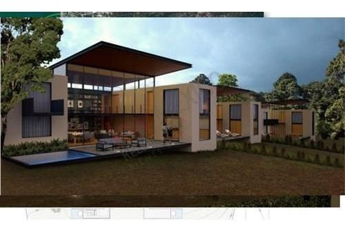 Avandaro Conjunto De Casas Nuevas En Venta Valle De Bravo
