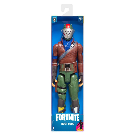 Nova Figura Fortnite Victory Series Rust Lord Sunny 2069