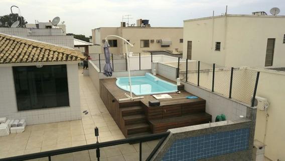 Cobertura Duplex Para Venda No Recreio Dos Bandeirantes Em R - 000886