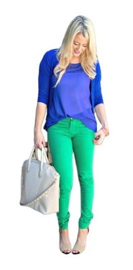 Pantalon Bengalina Mujer Chupin Super Elastizado Premium