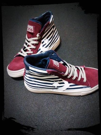 Zapatillas Converse Talle 8,5 (usa) 42 (eur) 26,5 Cms