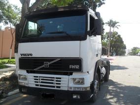 Volvo Fh12 380 Ano 99 , Excelente Estado , 2 Dono , Branco