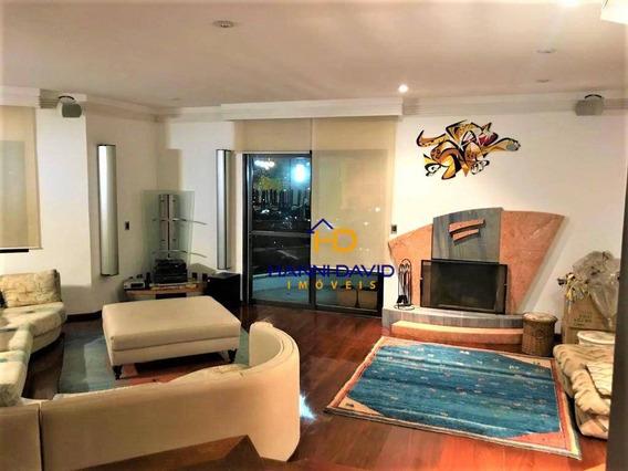 Apartamento Semi Mobiliado - Jardim Paulista - Ap2889
