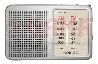 Radio Portatil Analogica Am Fm Rp700 Noblex 2000169