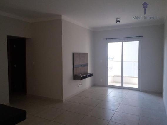 Apartamento 2 Dormitórios Para Locação, 78m², Condomínio Solar Di Lucca - Parque Campolim Em Sorocaba - Ap0683