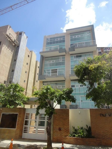 Apartamento En Alquiler - Urb. Campo Alegre
