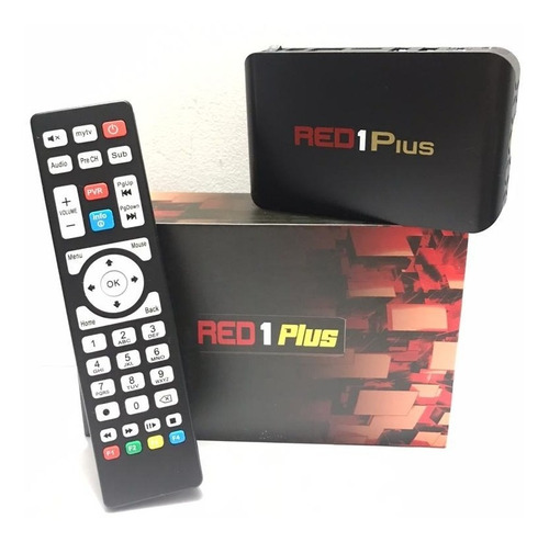 Imagen 1 de 3 de Caja Iptv Red 1 5000 Canales De Tv Hd Por Wifi Tienda Chacao