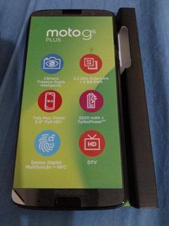 Celular Motorola G6 Plus 64 Giga