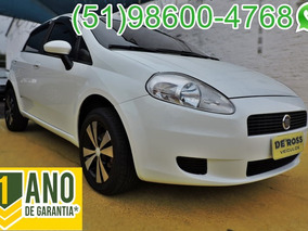 Fiat Punto Attractive 1.4 Flex Mec. 2012