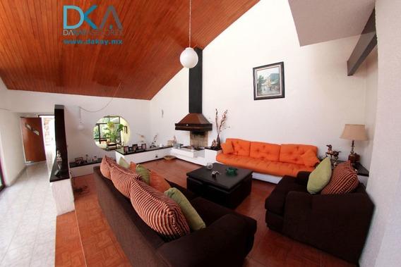 Comoda Casa En Venta En Bosques De Tetlameya Coyoacan