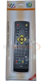 Control Remoto P/ Sintonizador Decodif Coradir Dtv 3000 Tda