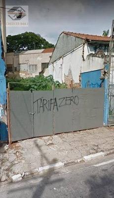 Terreno À Venda Por R$ 1.029.043 - Centro - Guarulhos/sp - Te0742