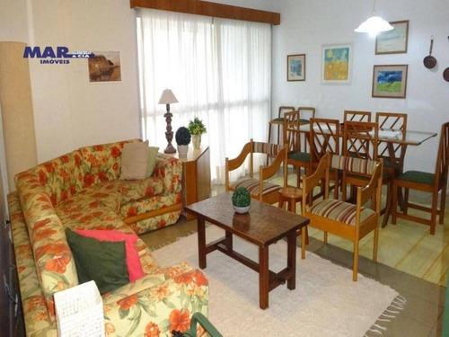Imagem 1 de 15 de Apartamento Residencial À Venda, Barra Funda, Guarujá - . - Ap11120