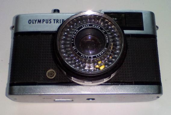 Camera Antiga Vintage Olympus Trip 35 - Japan