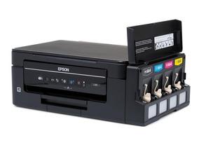 Impressora Epson L395 (c/ Problema Na Cabeça De Impressão)