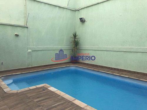 Sobrado Com 3 Dorms, Vila Nivi, São Paulo - R$ 950 Mil, Cod: 6465 - V6465