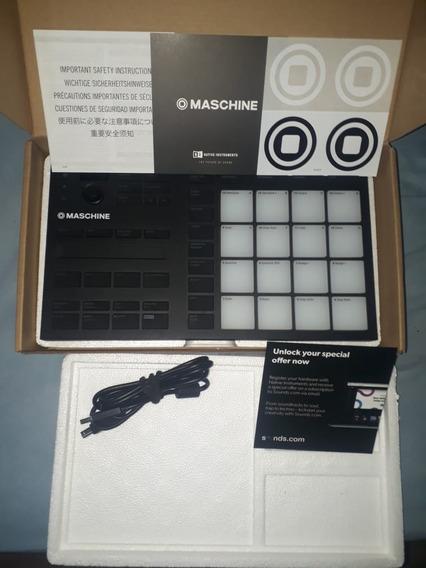 Controlador Native Instruments Maschine Mikro Mk3