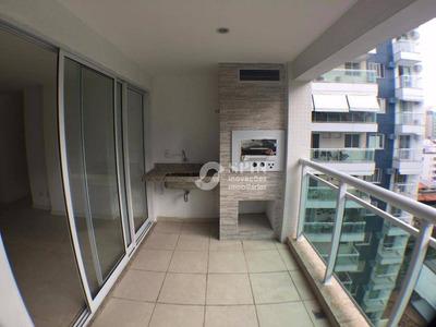 Apartamento Residencial À Venda, Vital Brasil, Niterói. - Ap0477