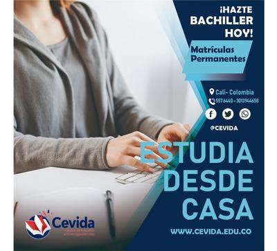 Estudia Desde Casa Bachillerato Rápido Y Económico En Cali