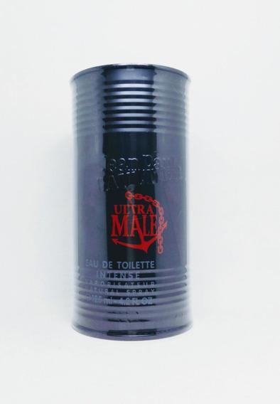 Perfume Jean Paul Gaultier Ultra Male Edt Intense 125 Ml