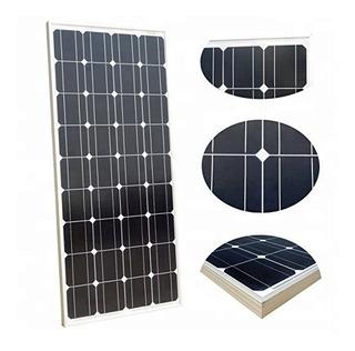 Kit Placa Painel Solar 100w + Controlador De Carga Solar 10a