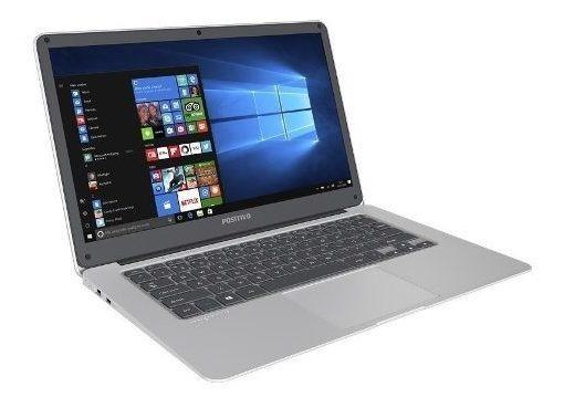 Notebook Positivo Q232a Intel Atom 1.9ghz 2gb 32gb Cinza