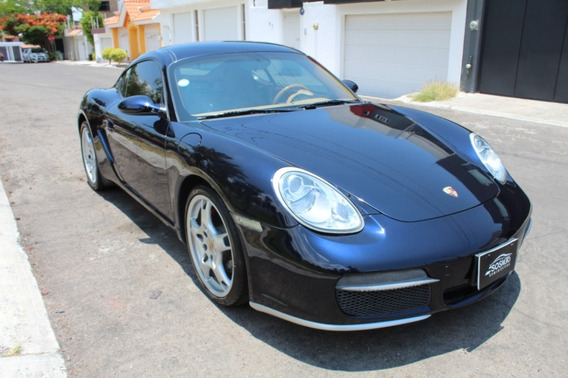 Porsche Cayman S Coupe 6vel At