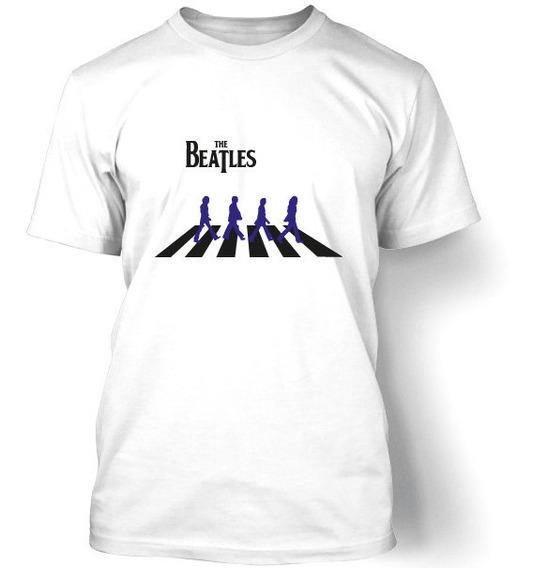 Playera Koyi 906 The Beatles Abbey Road S - 3xl Caballero