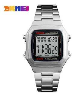 Reloj Hombre Skmei Vintage 1337 Wr50m Impacto Online