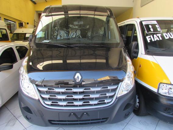 Renault Master Executiva 2020 Preta