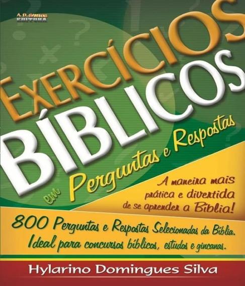 Exercicios Biblicos Em Perguntas E Respostas