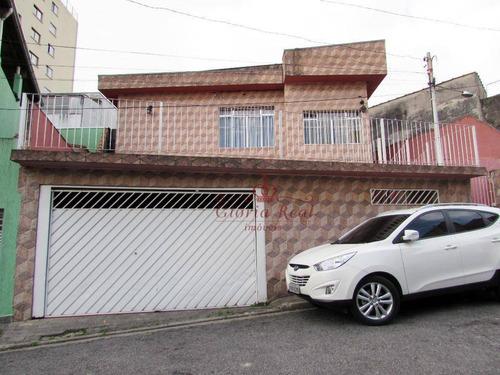 Casa Com 3 Dormitórios À Venda, 111 M² Por R$ 742.000,00 - Freguesia Do Ó - São Paulo/sp - Ca0077
