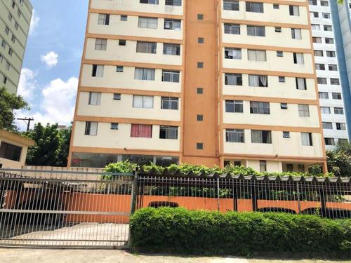 Imagem 1 de 10 de Apartamento Com 02 Dormitórios E 48 M² A Venda Jardim Celeste (zona Oeste), São Paulo   Sp - Ap26371v