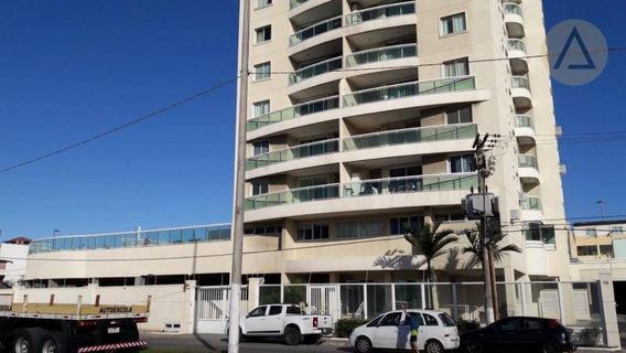 Apartamento Com 2 Dormitórios Para Alugar, 72 M² Por R$ 1.400/mês - Costa Do Sol - Macaé/rj - Ap0939