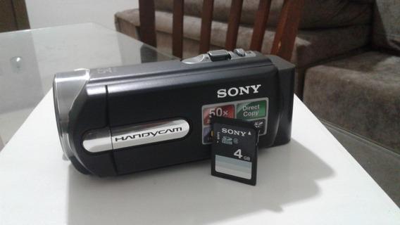 Filmadora Portátil Digital Sony - Handycam