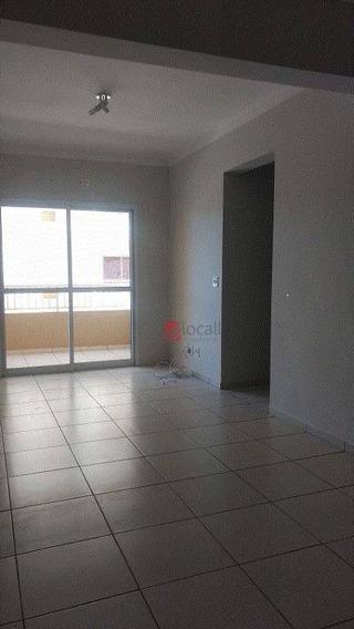 Apartamento Com 2 Dormitórios Para Alugar, 70 M² Por R$ 1.200/mês - Vila Imperial - São José Do Rio Preto/sp - Ap2093