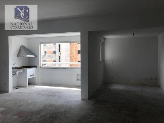 Apartamento Com 4 Dormitórios À Venda, 132 M² Por R$ 750.000,00 - Vila Léa - Santo André/sp - Ap10347