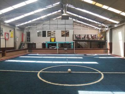 Vendo Cancha De Futbol 5 La Pecosa, Excelentes Instalaciones
