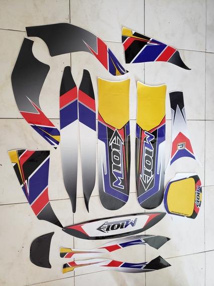 Kit De Calcos Karting M101