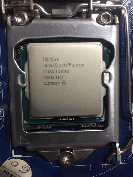 Processador Core I3 3220 3.30ghz Semi Novo