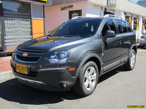 Chevrolet Captiva Sport At 2400cc 5p 4x2 Ct Tc