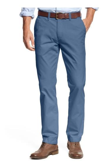 Pantalón De Vestir Tommy Hilfiger Th Flex 31w-32l. Nuevo