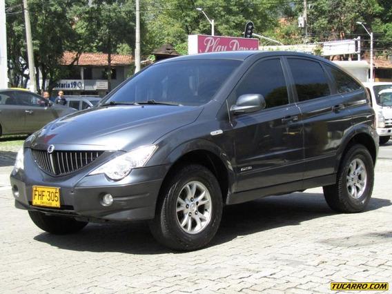 Ssangyong Actyon A230 Mt 2300cc 4x4
