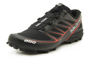Tenis Salomon Running Correr Unisex Negro S-lab Speed