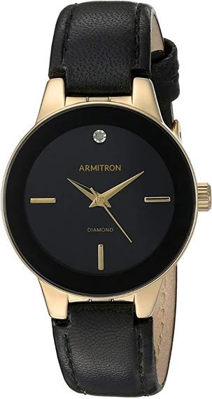 Armitron   Reloj Para Mujer   75/5410bkgpbk   Original